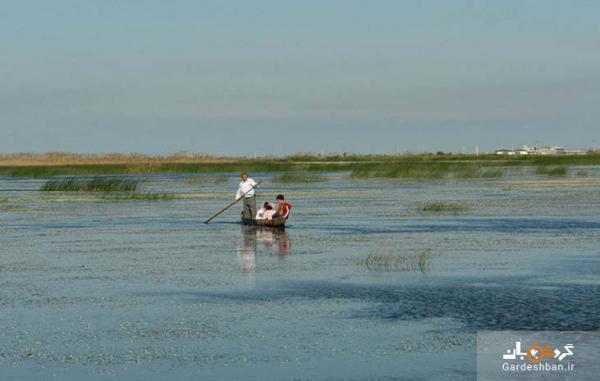 تالاب لاریم؛ طبیعت زیبای مازندران