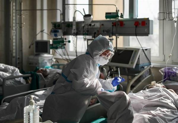 تعداد بیماران تحت درمان کرونا در روسیه به 354 هزار نفر کاهش یافت