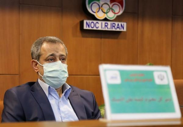 سعیدی: 48 میلیارد تومان به صورت مستقیم به فدراسیون های ورزشی پرداخت شده است