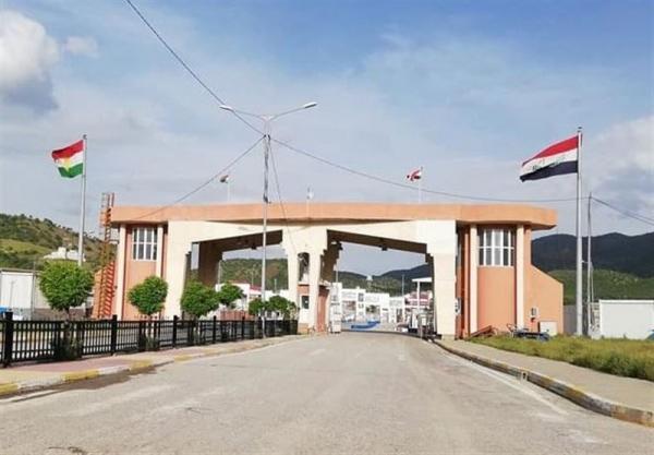 یک مقام عراقی: حکومت اربیل پایبند انسداد گذرگاه های غیر رسمی نیست