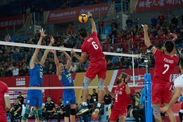 تیم ملی والیبال باید از المپیک ریو تا توکیوپوست اندازی می کرد