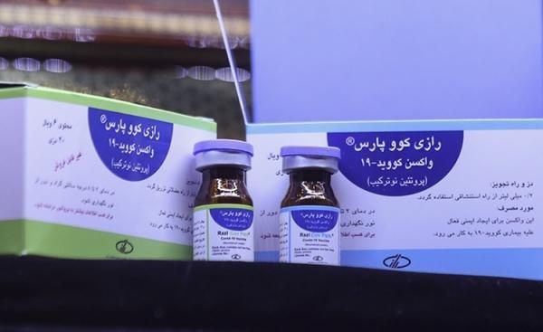 حریرچی: نخستین واکسن ایرانی کرونا 40 روز دیگر آماده می گردد