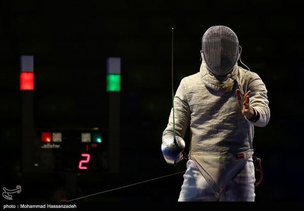 شمشیربازی قهرمانی جوانان دنیا، حذف شاکر در مرحله یک شانزدهم نهایی