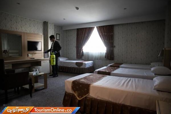 هتل ها تعطیل نشدند