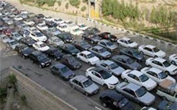 افزایش 3.3 درصدی تردد وسایل نقلیه در محورهای برون شهری