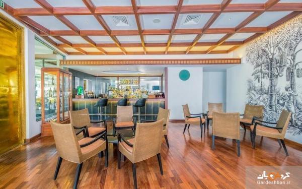 هتل ارل ریجنت کندی؛ اقامتی لوکس و بی نظیر در سواحل اقیانوس هند