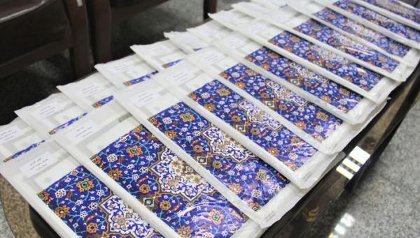 تشویق فرزندان روزه اولی کارکنان مدیریت درمان تامین اجتماعی استان سمنان