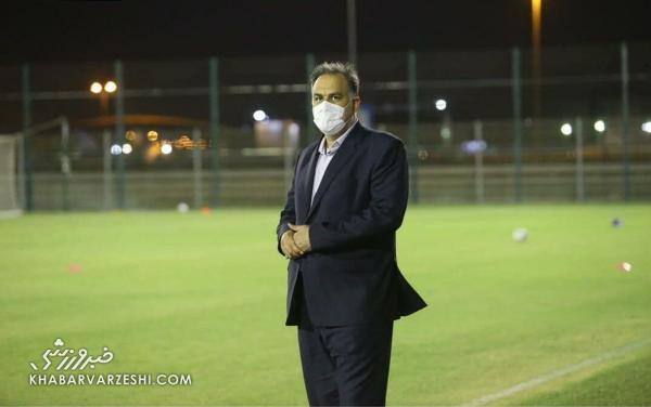 واکنش مدیرعامل استقلال به شایعه جدایی دیاباته، مشاور ایتالیایی مجیدی به زودی در تهران