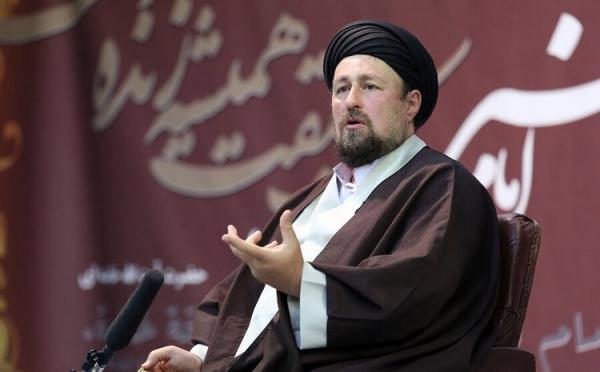 سیدحسن خمینی: نسبت به جوانان سرزمین مان امیدوار باشیم