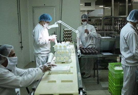 در سال 7 میلیون آنژیوکت تولید می کنیم، تولید 12 میلیارد قطعه تجهیزات پزشکی در هلال احمر