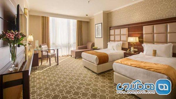 میانگین ضریب اشغال هتل های کشور به زیر پنج درصد رسیده است