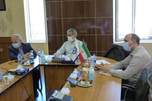 گروهی از مسئولان وزارت علوم از دانشگاه صنعتی بیرجند بازدید کردند