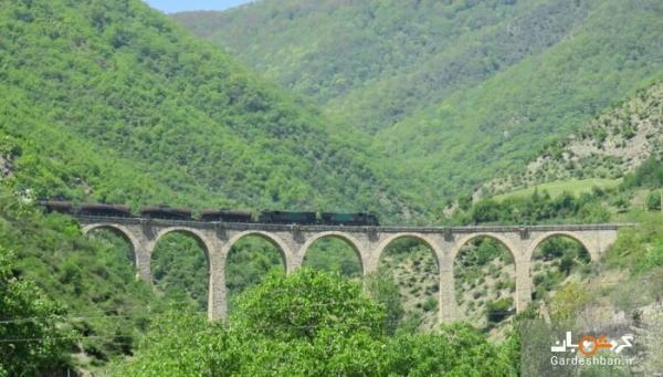 راه آهن سراسری ایران شاهدی برجسته از میراث صنعتی بشر است