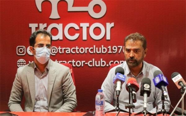 فیروز کریمی: تراکتور برای بازی با استقلال 10 غایب دارد