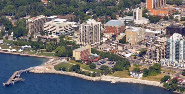 برلینگتون رتبه نخست برترین جامعه شهری کانادا را کسب کرد