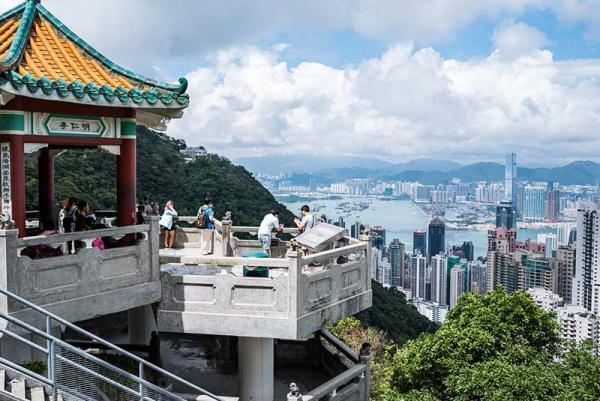گشت و گذار در هنگ کنگ و معروف ترین جاذبه های گردشگری آن، تصاویر